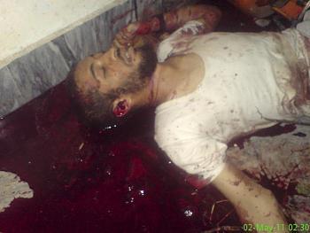 Osama bin Laden 'protected' by Pakistani security-bin-laden-compound1.jpg