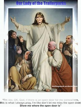 Republican Party demands censorship of ad attacking their plan to end Medicare-our-lady.jpg
