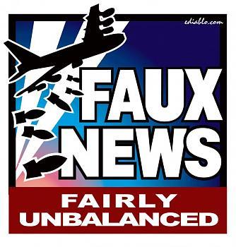 "14 Propaganda Techniques Fox ""News"" Uses-faux-news-poster.jpg"