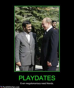 Funny Political Cartoons and Memes-poltical-pictures-ahmedinejad-putin-playdates-friends.jpg