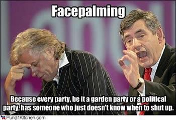 Funny Political Cartoons and Memes-political-pictures-geldof-brown-facepalming-someone.jpg