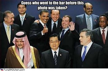 Funny Political Cartoons and Memes-political-pictures-obama-berlusconi-aso-medvedev-brown-bar-photo.jpg
