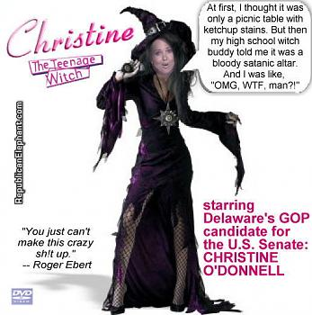 Funny Political Cartoons and Memes-christine-teenage-witch1.jpg