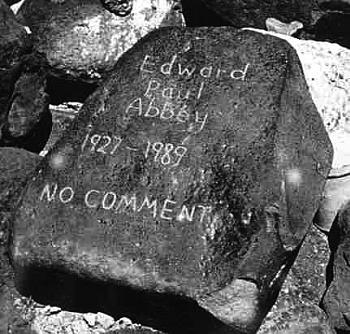 Edward Abbey-abbeygrave.jpg