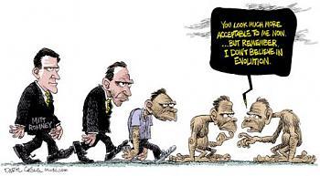 Funny Political Cartoons and Memes-mitt-romney-evolution.jpg