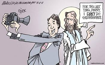 Funny Political Cartoons and Memes-rick-perry-jesus.jpg