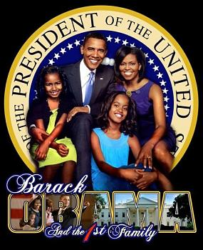 the French cuff cowboy-barak_obama_and_the_1st_family.jpg