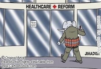 G.O.P. Candidates? Stances on Health Care-sgen402l.jpg