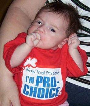 Tea Party Activist to Challenge Boehner in Next Primary-pro-choice-baby.jpg