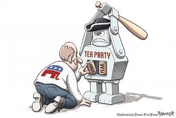 Funny Political Cartoons and Memes-tea-party-anger-fear.jpg