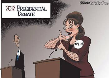 Palin preparing to disappoint her fans?-palin-2012-debate.jpg