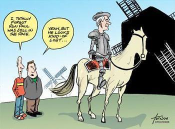 Obama impeachment a possibility, says Ron Paul-cartoon-ron-paul-quixote.jpg