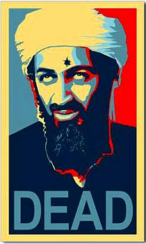 Obama impeachment a possibility, says Ron Paul-osama-dead-poster.jpg
