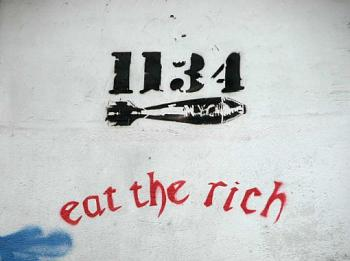 Occupy Wall Street Protests-eat-rich-5.jpg