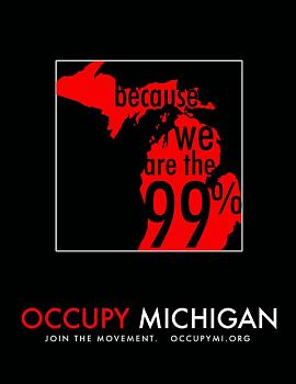 Occupy Wall Street Protests-occupymichiganweare99.jpg