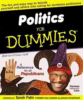 NBC confirms Cain accuser received cash settlement-cain-herman_dummiesbook.jpg