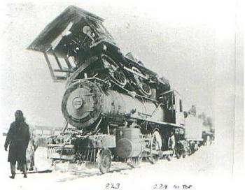 Gloria Allred -  Cain offered client 'his idea of a stimulus package'-old_time_train_wreck.jpg