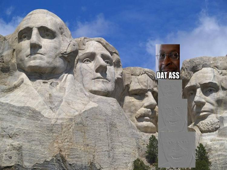 A Fifth Face For Mount Rushmore National Politics