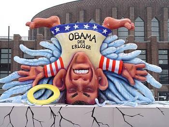 Funny Political Cartoons and Memes-obama-loser-german.jpg