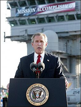 """Our combat role in Iraq has ended""-mission-accomplished.jpg"