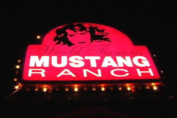 Mustang Ranch Sparks Nevada