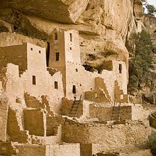 Puye Cliff Dwellings Espanola New Mexico