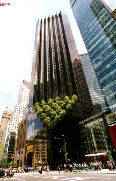 New York New York Trump Tower Photo Picture Image