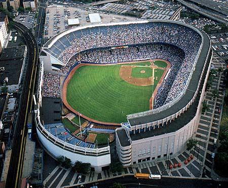 Yankee stadium pictures
