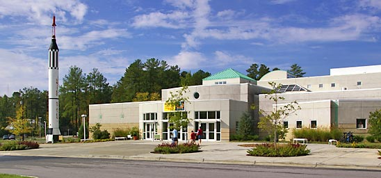 Durham Museum Of Science And Nature