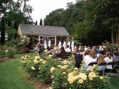 Raleigh Rose Garden - Raleigh North Carolina