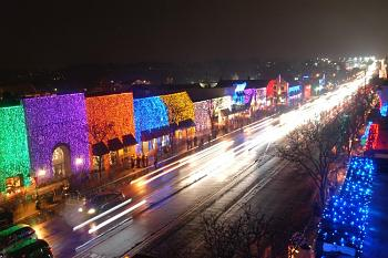 A Night Out on CityProfile - Photo Contest-light-show.jpg