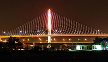 A Night Out on CityProfile - Photo Contest-solar-skyway-toledo_n83zf_11446.jpg