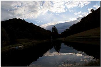 random pictures from your camera-evening-fish-pond-somewhere-west-virginia%3D1080.jpg