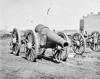 FATHER's DAY . . .what ya get?-antique-cannon-us-civil-war-captured-siege-guns-richmond-va-1865.jpg