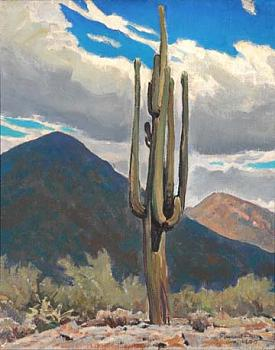 How BIG will a SAGUARO get?-maynard-dixon-saguaro.jpg
