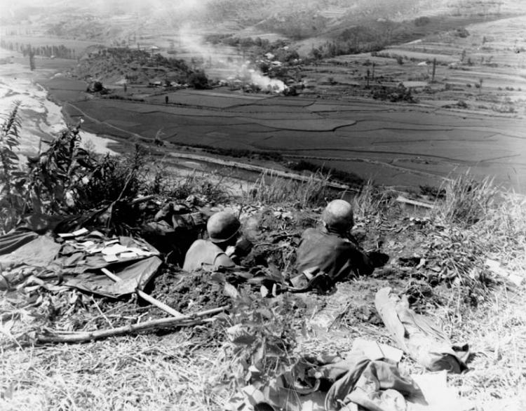 the united states in korean war and the theory of just war The underlying reason that the korean war broke out was because it was just another episode in the ongoing cold war the first reason was the 'domino theory.
