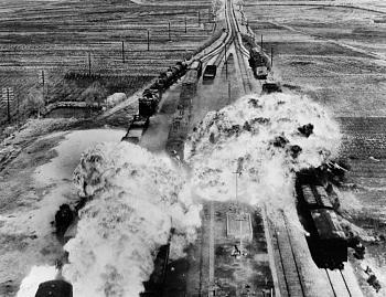 The Forgotten War-korean_war-_train_attack.jpg