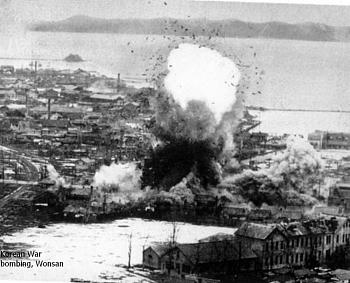 The Forgotten War-korean_war_bombing_wonsan.jpg