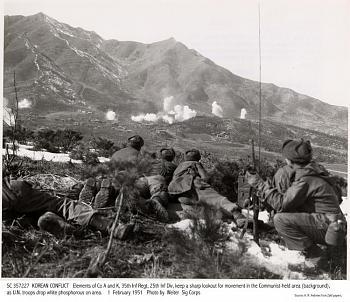 The Forgotten War-35thinfantryregiment_and_25thinfantrydivision_1feb1951.jpg