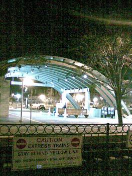 A Night Out on CityProfile - Photo Contest-sunnyvale-caltrain-station.jpg