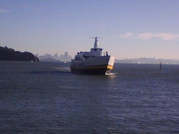 A Night Out on CityProfile - Photo Contest-tiburon-ferry-sf-background-.jpg