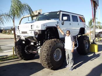Monster Truck Kills Woman in Strip Club Parking Lot-monster-hummer-los-angeles.jpg