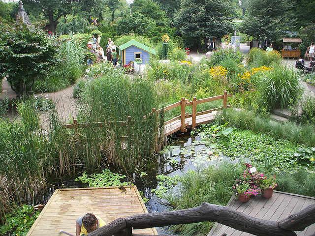 Cleveland Botanical Garden Cleveland Ohio