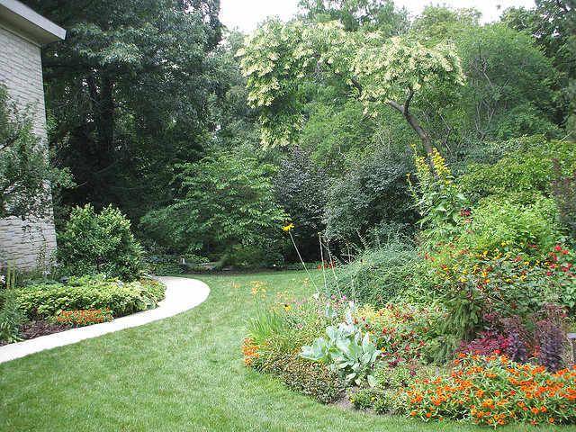 Cleveland Ohio Cleveland Botanical Garden Photo Picture Image