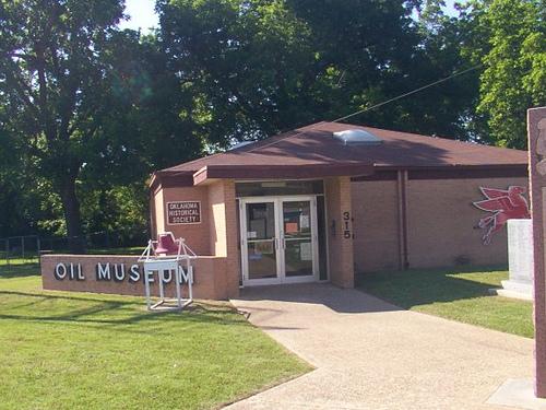 Healdton, Oklahoma: Healdton Oil Museum photo, picture, image