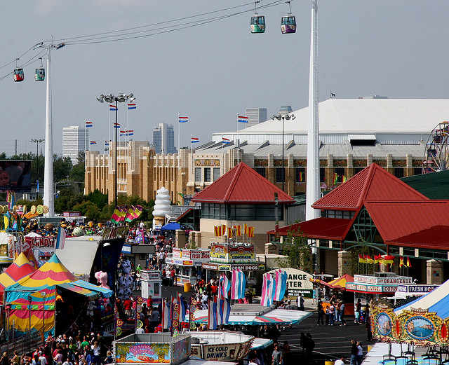 Tulsa state fair dates in Brisbane