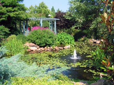 Oklahoma Oklahoma Myriad Gardens Photo Picture Image