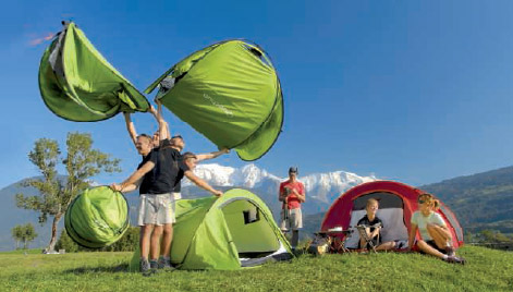 Coleman Instant Tent 6 - Anyone with Experience-pop-up-tent-quechua & Coleman Instant Tent 6 - Anyone with Experience - Outdoor ...