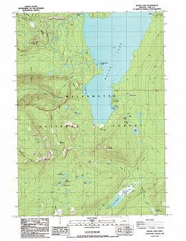 Topographic Maps and the Web-waldo-lake-lane-co..jpg