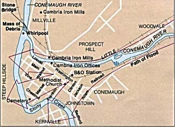 Who flooded Johnstown PA?-mapa-de-la-ruta-de-las-inundaciones-de-johnstown-pensilvania-estados-unidos-8157.jpg